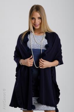 Brigitta ruha poncsóval (csak a márkaboltban)