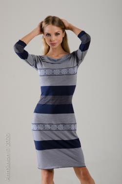 Jusztina ruha